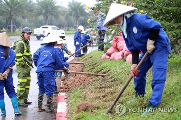 Không khí thượng đỉnh Mỹ-Triều tại Việt Nam phủ sóng truyền thông quốc tế - Ảnh 13.