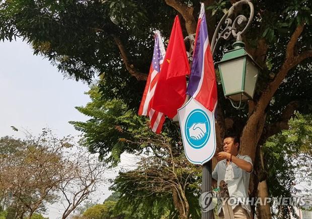Không khí thượng đỉnh Mỹ-Triều tại Việt Nam phủ sóng truyền thông quốc tế - Ảnh 4.