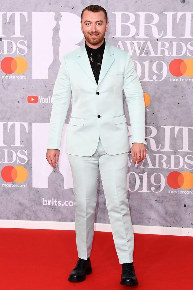 Thảm đỏ BRIT Awards 2019: Pink, Shawn Mendes dẫn đầu dàn sao, nhưng spotlight thuộc về loạt màn đọ sắc gây sốc - Ảnh 6.