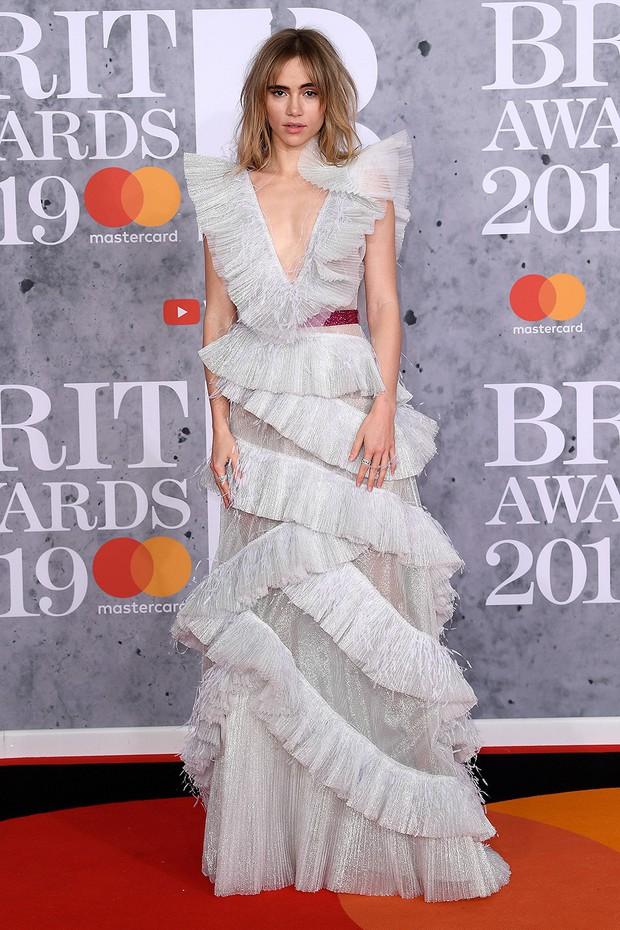 Thảm đỏ BRIT Awards 2019: Pink, Shawn Mendes dẫn đầu dàn sao, nhưng spotlight thuộc về loạt màn đọ sắc gây sốc - Ảnh 16.