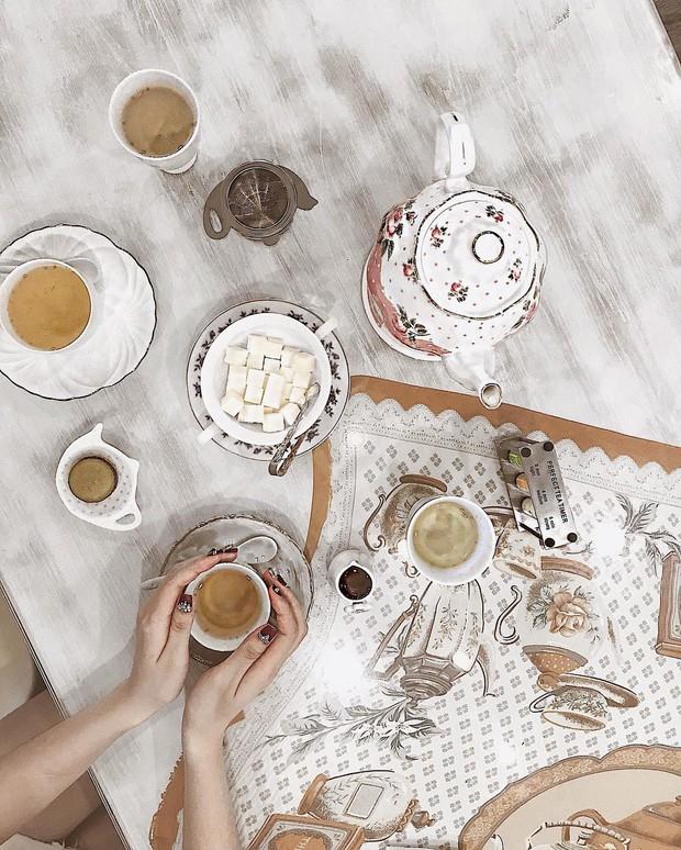 Sài Gòn: Muốn ghi điểm thanh lịch với crush trong buổi hẹn đầu thì cứ rủ đến 4 quán trà này! - Ảnh 27.