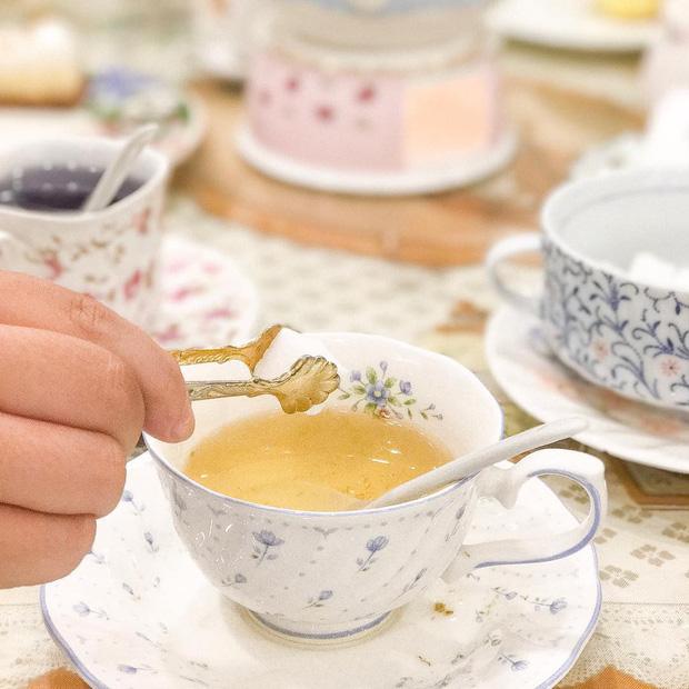 Sài Gòn: Muốn ghi điểm thanh lịch với crush trong buổi hẹn đầu thì cứ rủ đến 4 quán trà này! - Ảnh 31.