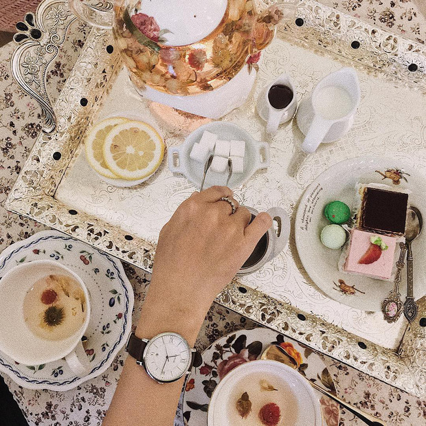 Sài Gòn: Muốn ghi điểm thanh lịch với crush trong buổi hẹn đầu thì cứ rủ đến 4 quán trà này! - Ảnh 17.