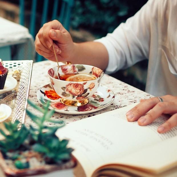 Sài Gòn: Muốn ghi điểm thanh lịch với crush trong buổi hẹn đầu thì cứ rủ đến 4 quán trà này! - Ảnh 14.