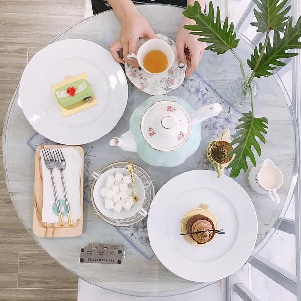 Sài Gòn: Muốn ghi điểm thanh lịch với crush trong buổi hẹn đầu thì cứ rủ đến 4 quán trà này! - Ảnh 26.