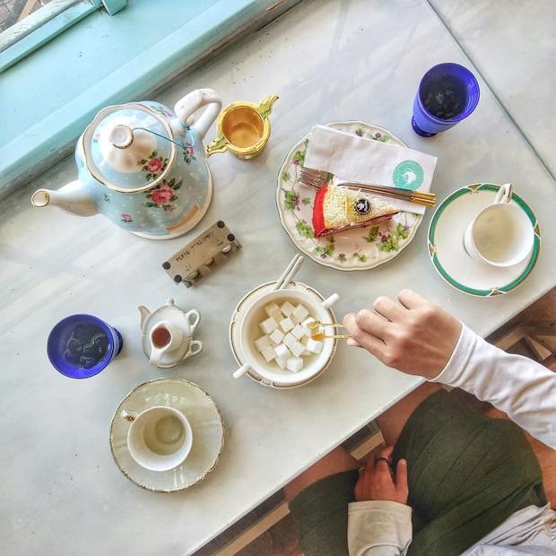 Sài Gòn: Muốn ghi điểm thanh lịch với crush trong buổi hẹn đầu thì cứ rủ đến 4 quán trà này! - Ảnh 32.