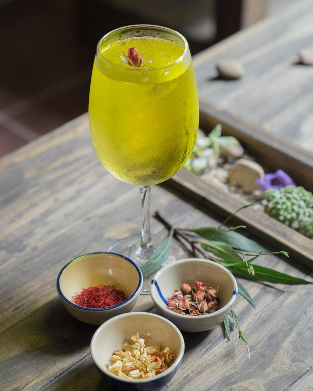 Sài Gòn: Muốn ghi điểm thanh lịch với crush trong buổi hẹn đầu thì cứ rủ đến 4 quán trà này! - Ảnh 22.