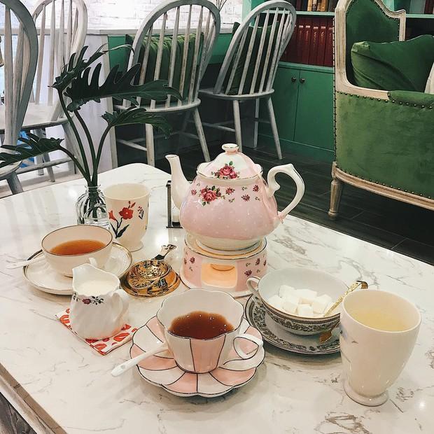 Sài Gòn: Muốn ghi điểm thanh lịch với crush trong buổi hẹn đầu thì cứ rủ đến 4 quán trà này! - Ảnh 33.