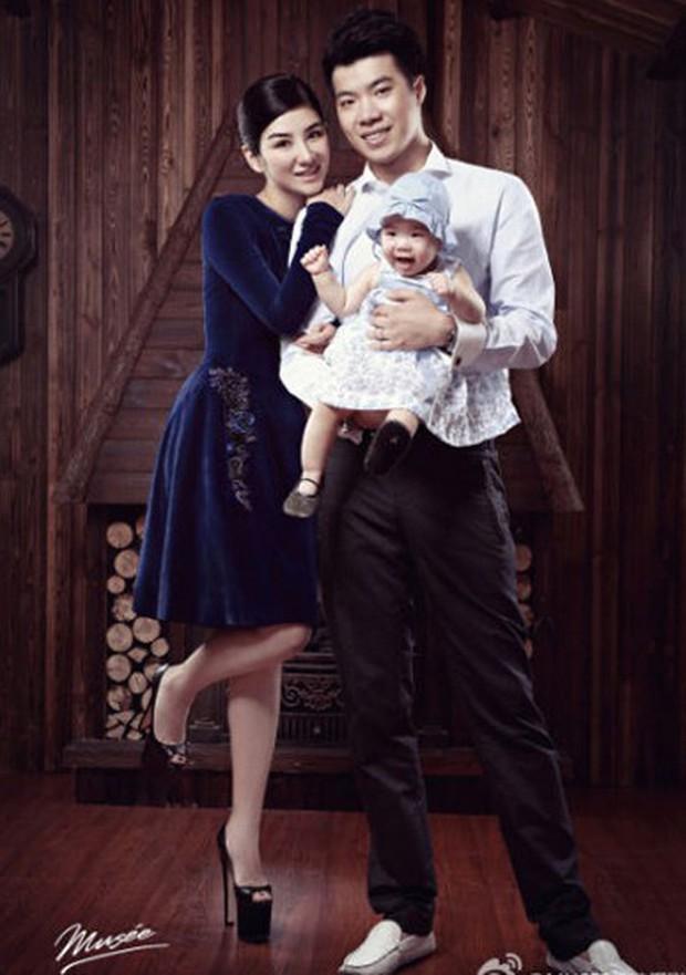 Tiểu Yến Tử Huỳnh Dịch bị chồng cũ tố ngược đãi con gái, để cô bé bị tình mới dâm ô - Ảnh 1.
