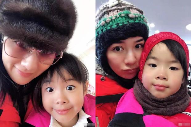 Tiểu Yến Tử Huỳnh Dịch bị chồng cũ tố ngược đãi con gái, để cô bé bị tình mới dâm ô - Ảnh 3.