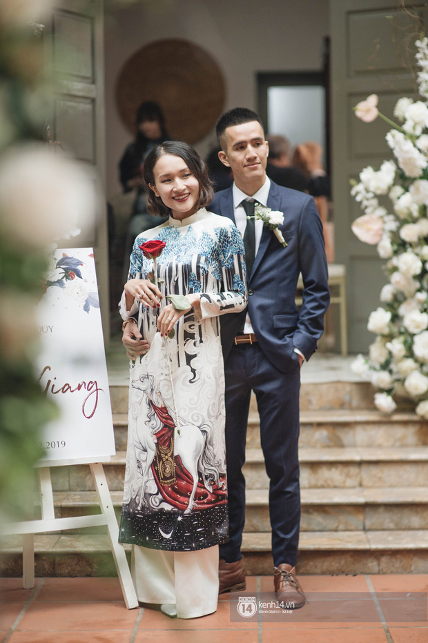 6 năm hẹn hò với bạn thân của hot Vlogger Giang Ơi khép lại bằng đám cưới giản dị nhưng đong đầy hạnh phúc - Ảnh 2.