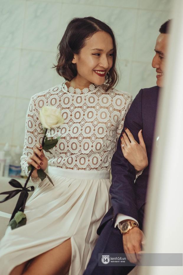 6 năm hẹn hò với bạn thân của hot Vlogger Giang Ơi khép lại bằng đám cưới giản dị nhưng đong đầy hạnh phúc - Ảnh 13.