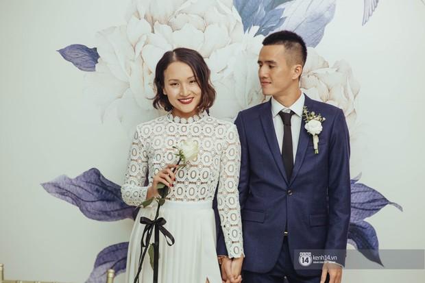 6 năm hẹn hò với bạn thân của hot Vlogger Giang Ơi khép lại bằng đám cưới giản dị nhưng đong đầy hạnh phúc - Ảnh 1.