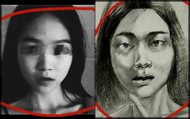 Chàng sinh viên mỹ thuật vẽ tranh tặng bạn gái, vừa nhìn thấy tác phẩm cô đã nổi giận đòi chia tay vì lý do này - Ảnh 2.