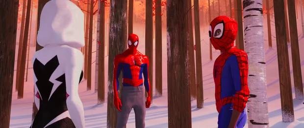 """Ngôi vương của hoạt hình Disney sẽ bị chàng Nhện da màu """"Into the Spider-Verse"""" hạ bệ tại Oscar năm nay? - Ảnh 2."""