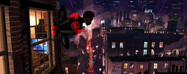 """Ngôi vương của hoạt hình Disney sẽ bị chàng Nhện da màu """"Into the Spider-Verse"""" hạ bệ tại Oscar năm nay? - Ảnh 5."""