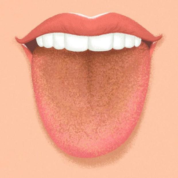 Cẩn thận với những biểu hiện bất thường trên lưỡi đang ngầm cảnh báo sức khỏe của bạn có vấn đề - Ảnh 1.