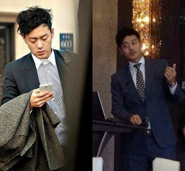 Đặt chồng của 3 mỹ nhân Song Hye Kyo, Kim Tae Hee, Jeon Ji Hyun lên bàn cân: Chênh lệch từ gia thế tới ngoại hình - Ảnh 12.