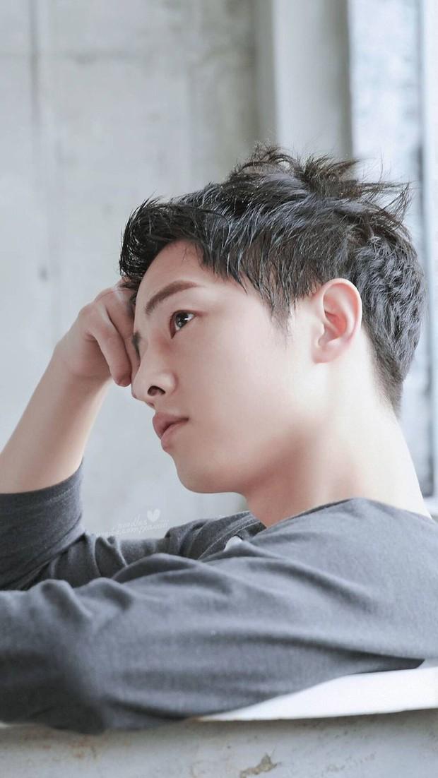 Đặt chồng của 3 mỹ nhân Song Hye Kyo, Kim Tae Hee, Jeon Ji Hyun lên bàn cân: Chênh lệch từ gia thế tới ngoại hình - Ảnh 2.