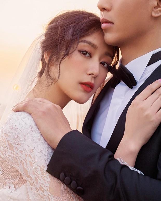 Nhan sắc cô dâu xinh đẹp, thần thái không kém gì Yoon Eun Hye trong bộ ảnh cưới cổ tích đang cực hot - Ảnh 3.