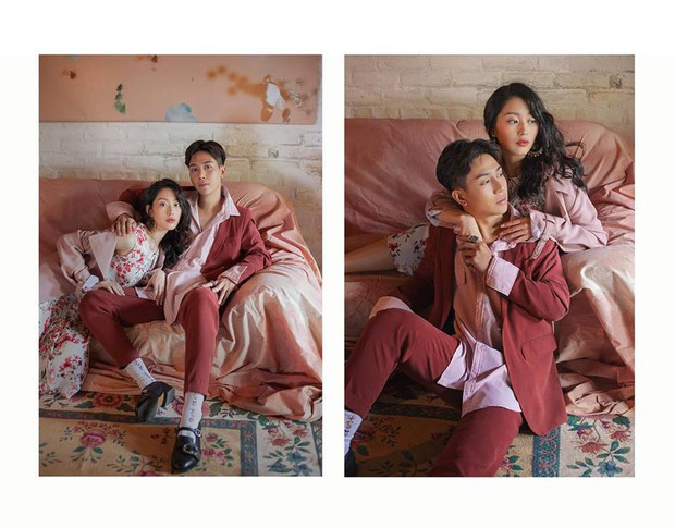 Bạn không nhìn nhầm đâu, đây là ảnh cưới của một cặp đôi Việt: Chàng thần thái như tài tử, nàng đẹp không kém Yoon Eun Hye - Ảnh 9.