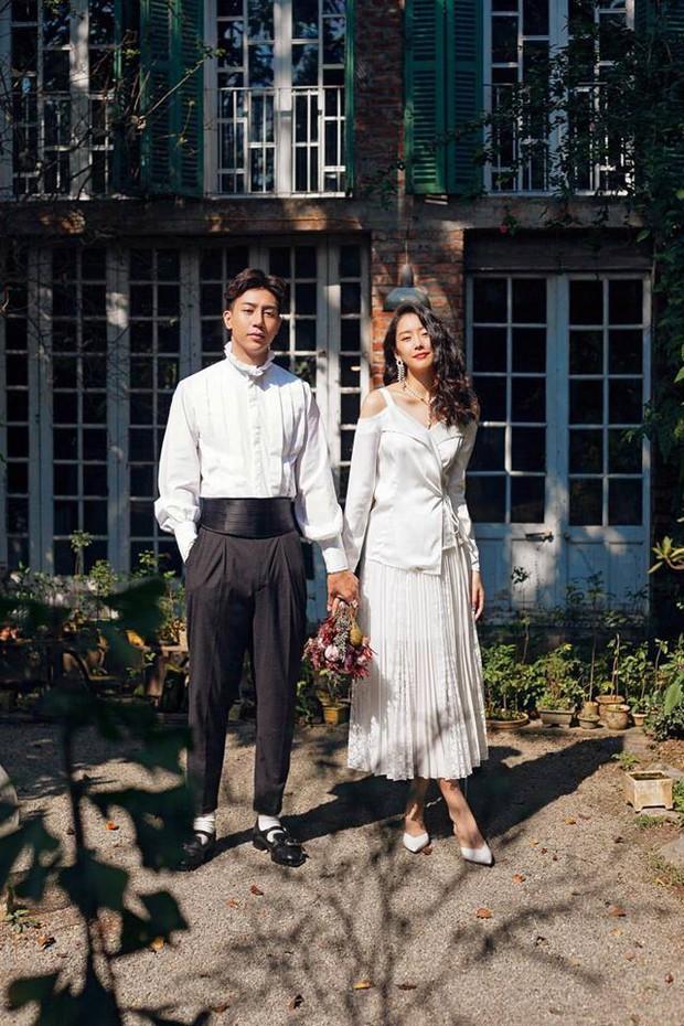 Bạn không nhìn nhầm đâu, đây là ảnh cưới của một cặp đôi Việt: Chàng thần thái như tài tử, nàng đẹp không kém Yoon Eun Hye - Ảnh 6.