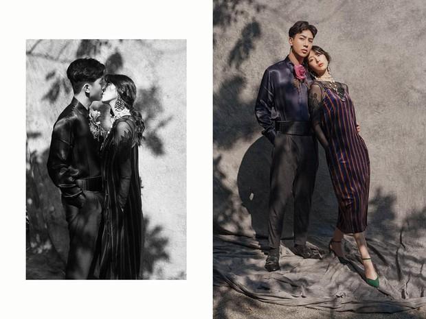 Bạn không nhìn nhầm đâu, đây là ảnh cưới của một cặp đôi Việt: Chàng thần thái như tài tử, nàng đẹp không kém Yoon Eun Hye - Ảnh 2.