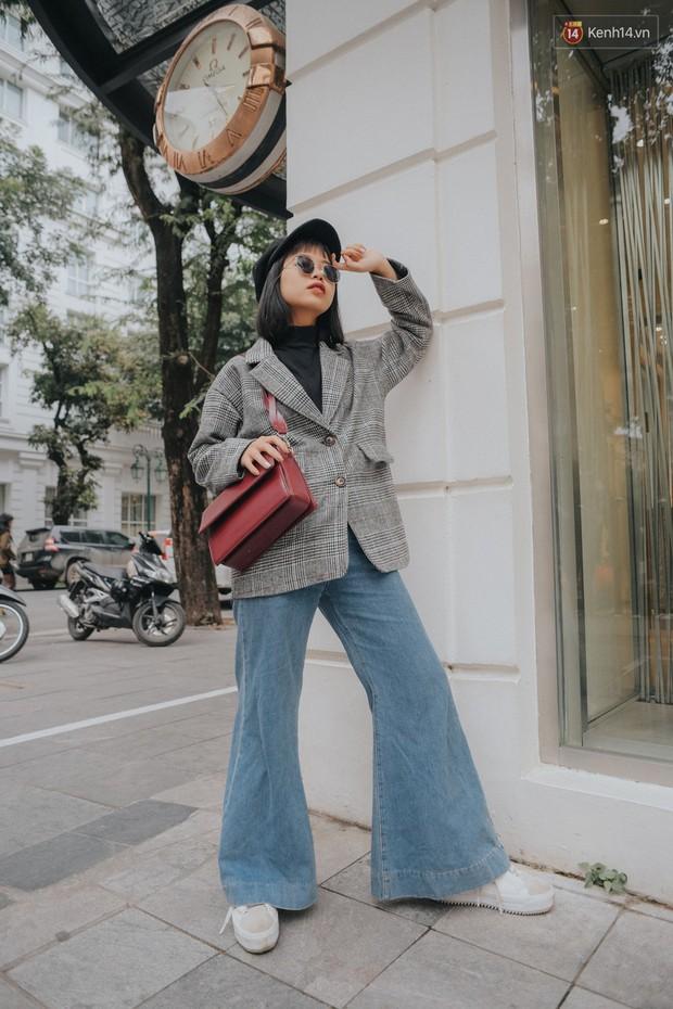 Street style 2 miền: miền Nam trẻ trung phá cách, miền Bắc dịu dàng nữ tính đậm chất Hàn Quốc - Ảnh 15.