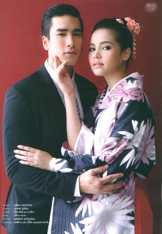 4 cặp oan gia nức tiếng màn ảnh Thái: Chí chóe mãi rồi cũng dính thính nhau - Ảnh 5.