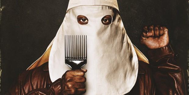 BlacKkKlansman - Hành trình bóc mẽ hội kín thờ da trắng - bài da đen nổi như cồn ở Mỹ - Ảnh 2.