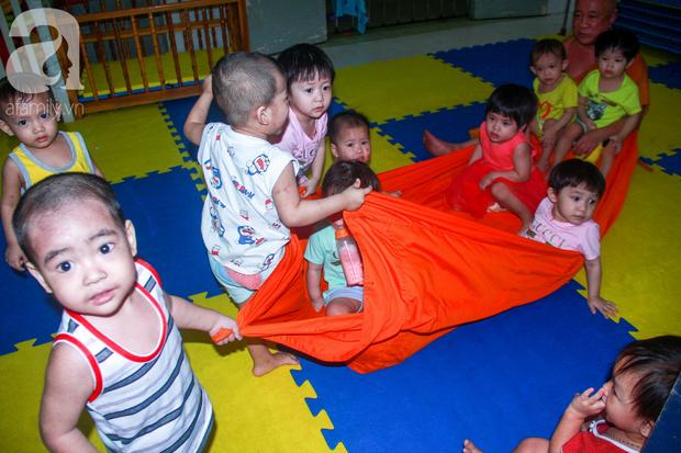 Ánh mắt cầu cứu của 232 đứa trẻ bị bố mẹ bỏ rơi, lớn lên từ vạt áo cà sa của người cha già nơi cửa Phật - Ảnh 3.