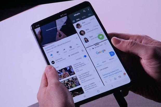 Samsung Galaxy Fold - chiêu bài tiếp thị hay thực sự là con bài thay đổi cuộc chơi? - Ảnh 3.
