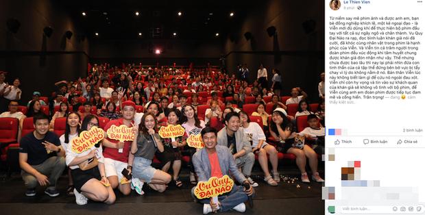 Đạo diễn Vu Quy Đại Náo lên tiếng khi phim bị khán giả bình luận tiêu cực vì Lâm Vinh Hải - Ảnh 2.