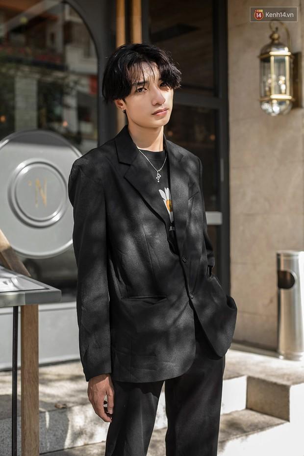 Street style 2 miền: miền Nam trẻ trung phá cách, miền Bắc dịu dàng nữ tính đậm chất Hàn Quốc - Ảnh 8.