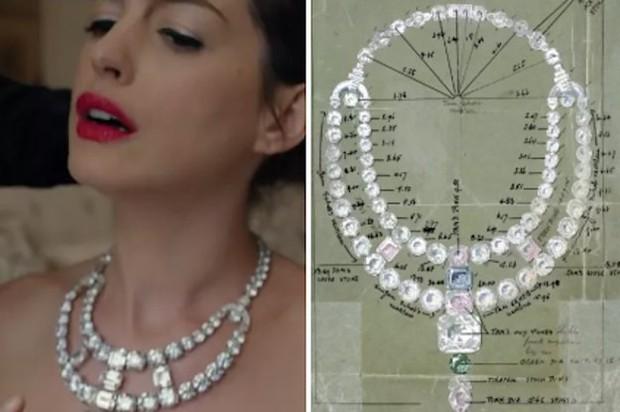Phát sốt vì vòng kim cương siêu to của Lady Gaga trên thảm đỏ Oscar: Tới cả nghìn tỉ, Audrey Hepburn cũng từng đeo - Ảnh 12.