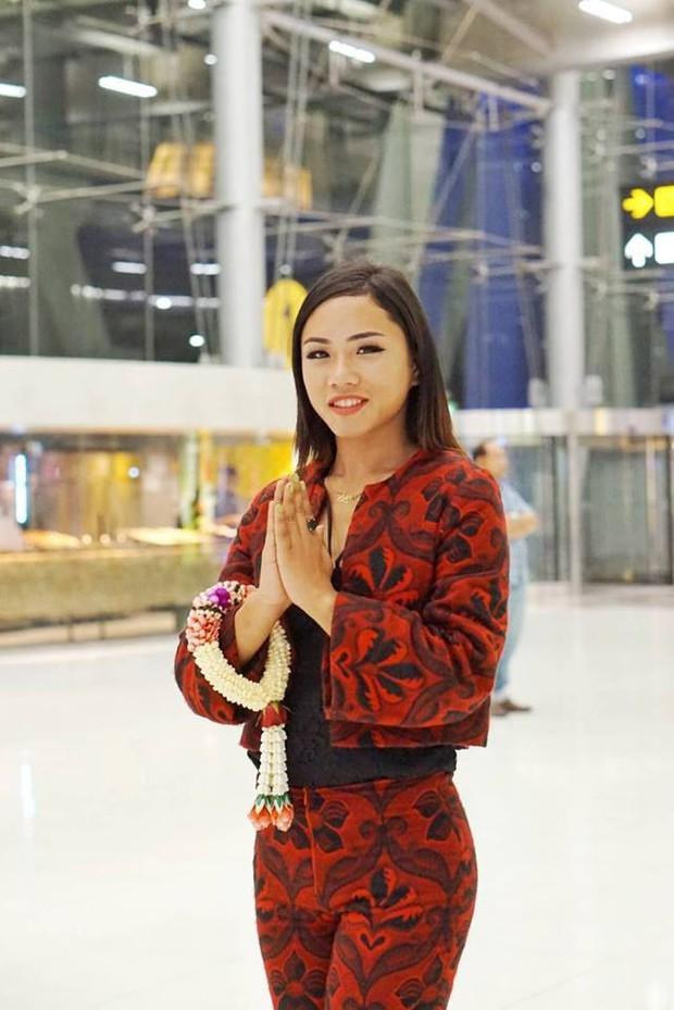 Cùng đổ bộ sân bay Thái, bất ngờ với nhan sắc đời thực của dàn thí sinh Hoa hậu Chuyển giới Quốc tế 2019 - Ảnh 13.