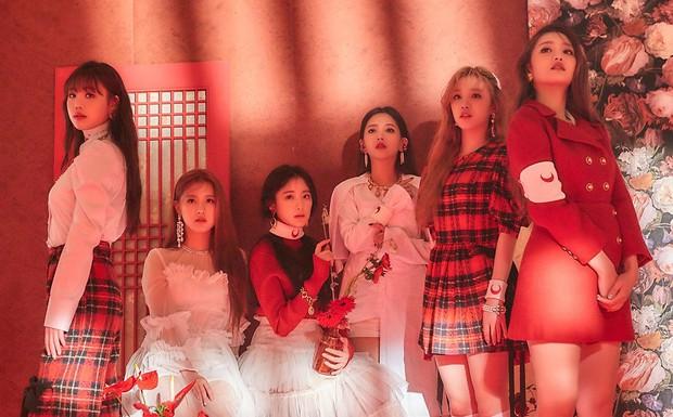 Sau màn ra mắt không ai biết, lịch tái xuất của nhóm nữ mới nhà CUBE khiến fan (G)I-DLE phẫn nộ - Ảnh 6.