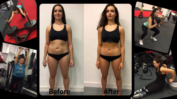 Cô gái người Anh từng rất tự ti vì cân nặng của mình nhưng đã giảm được gần 7kg sau 8 tuần chỉ nhờ những bí quyết sau - Ảnh 3.