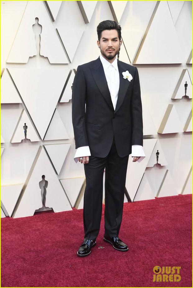 Thảm đỏ Oscar 2019: Lady Gaga bị tình tin đồn bỏ rơi, dàn Con nhà siêu giàu châu Á đọ sắc siêu anh hùng Marvel, DC - Ảnh 40.