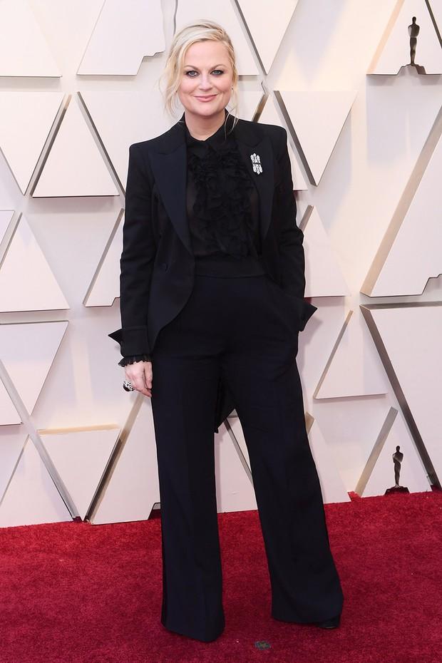 Thảm đỏ Oscar 2019: Lady Gaga bị tình tin đồn bỏ rơi, dàn Con nhà siêu giàu châu Á đọ sắc siêu anh hùng Marvel, DC - Ảnh 48.