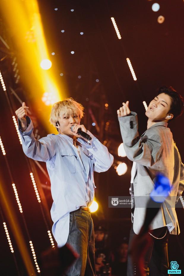 Chùm ảnh: T-ara, WINNER và quá nhiều sao Kpop đình đám cháy hết mình tại show diễn Hàn-Việt hot nhất năm 2018 - Ảnh 5.