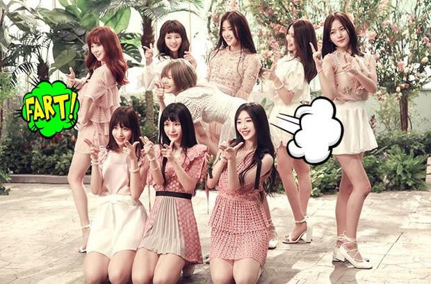 Muốn gây chú ý, nhóm nữ vô danh K-Pop rắp tâm đánh bom công khai trên sóng trực tiếp - Ảnh 6.