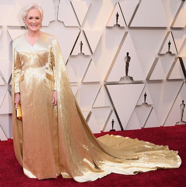 Thảm đỏ Oscar 2019: Lady Gaga bị tình tin đồn bỏ rơi, dàn Con nhà siêu giàu châu Á đọ sắc siêu anh hùng Marvel, DC - Ảnh 47.