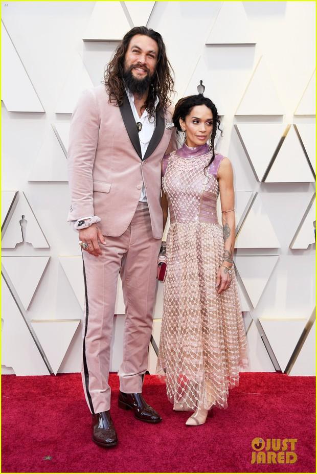 Thảm đỏ Oscar 2019: Lady Gaga bị tình tin đồn bỏ rơi, dàn Con nhà siêu giàu châu Á đọ sắc siêu anh hùng Marvel, DC - Ảnh 20.