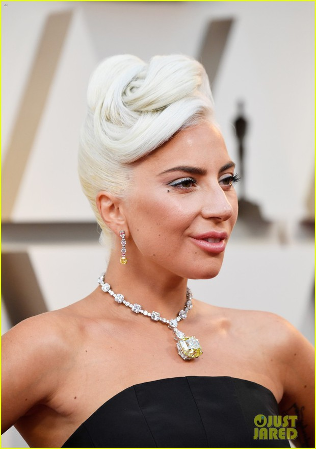 Thảm đỏ Oscar 2019: Lady Gaga bị tình tin đồn bỏ rơi, dàn Con nhà siêu giàu châu Á đọ sắc siêu anh hùng Marvel, DC - Ảnh 4.