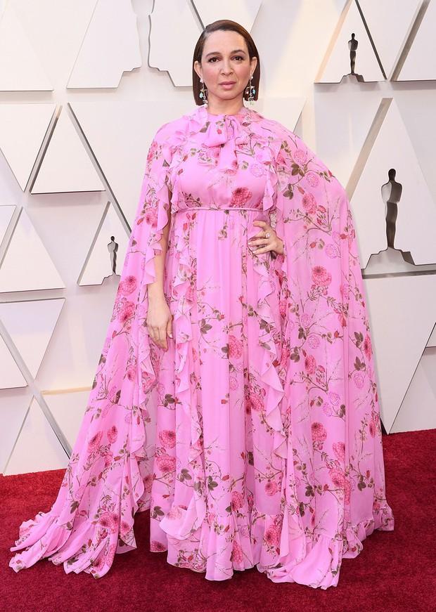 Thảm đỏ Oscar 2019: Lady Gaga bị tình tin đồn bỏ rơi, dàn Con nhà siêu giàu châu Á đọ sắc siêu anh hùng Marvel, DC - Ảnh 31.