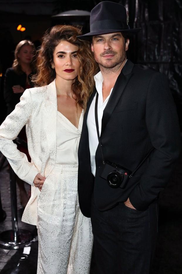 Tiền tiệc Oscar: Miley Cyrus tình tứ bên Kristen Stewart dù đến với chồng, Katy Perry khoe nhẫn khủng bên dàn siêu sao - Ảnh 24.