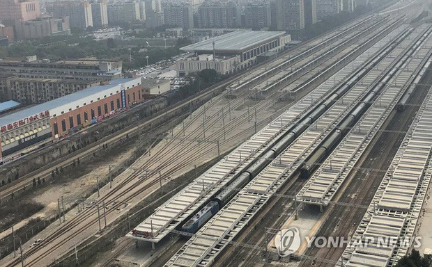Yonhap: Đoàn tàu của chủ tịch Kim Jong Un nghỉ 30 ở Hồ Nam, dự kiến sáng 26/2 tới Đồng Đăng - Ảnh 1.