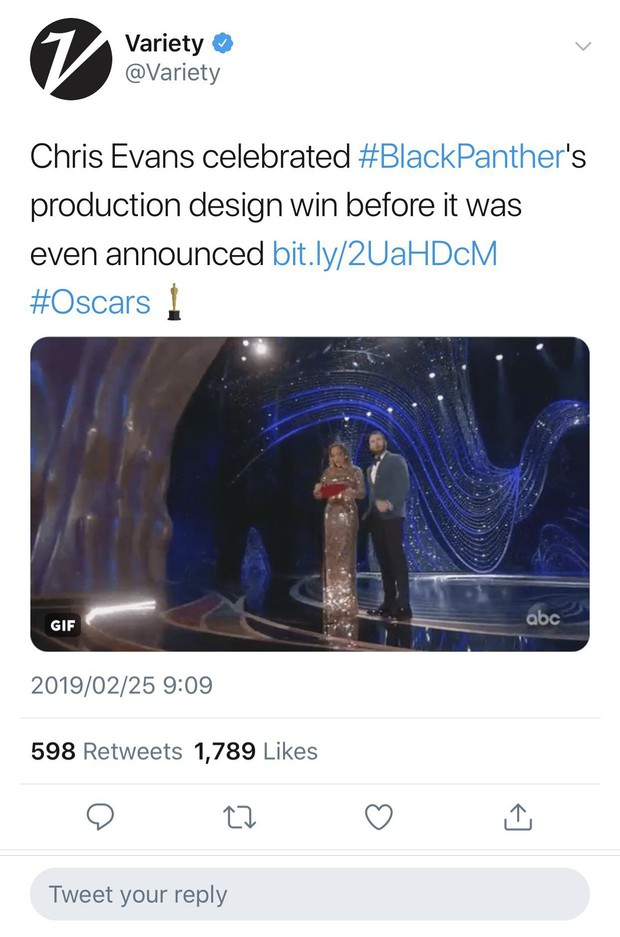 9 khoảnh khắc khó quên nhất tại lễ trao giải danh giá Oscar 2019 - Ảnh 4.