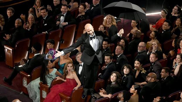 9 khoảnh khắc khó quên nhất tại lễ trao giải danh giá Oscar 2019 - Ảnh 23.